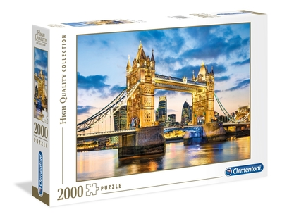 Legpuzzel - 2000 - Tower Bridge