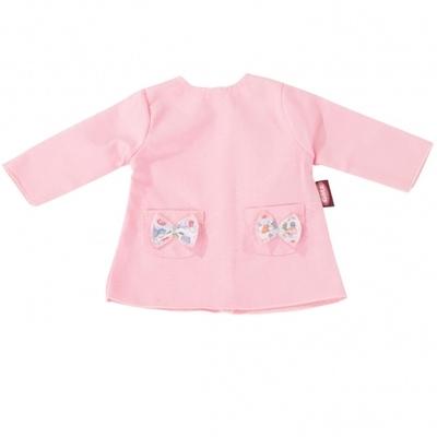 Roze jurk - 45-50cm - Götz