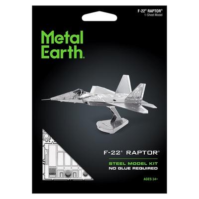 Raptor F-22 - Metal Earth