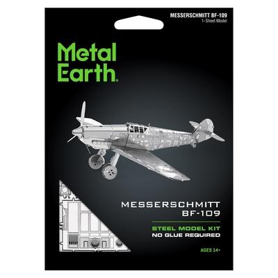 Messerschmitt BF-109 - Metal Earth