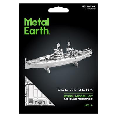 USS Arizona - Metal Earth