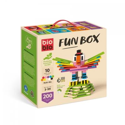 Fun Box - 200 stenen - Bioblo